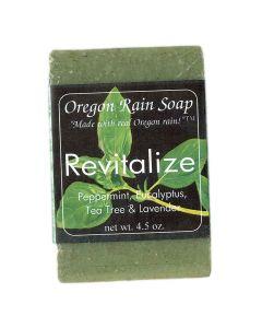 Revitalize Oregon Rain Soap