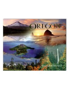 Oregon Photography Book by Steve Terrill