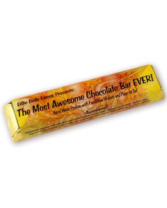 The Most Awesome Chocolate Bar EVER!, Lillie Belle Farms