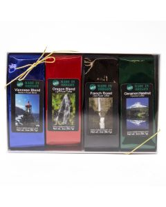 Cascadia Coffee Roasters for Made in Oregon Gift Set
