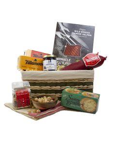 Oregon favorites Cheese Gourmet Gift Basket