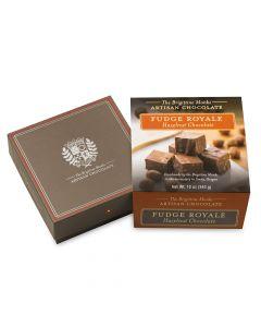 Brigittine Monks Hazelnut Chocolate Fudge 12oz