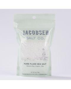 Jacobsen Hand-Harvested Pure Sea Salt 4 oz.