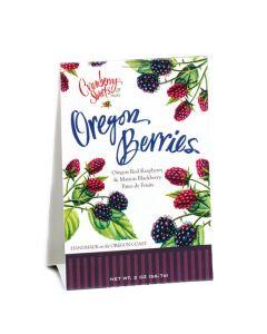 Oregon Berries Pates de Fruits 2 oz.