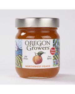 Northwest Peach Spread Oregon Growers