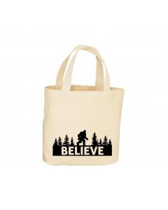 Believe in bigfoot Tote
