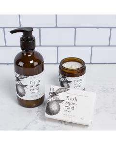 Fresh Squeezed Bath Set, Broken Top Candle Co