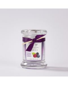 Oregon Berry Layer Candle, Jenteal Soaps 2.75oz