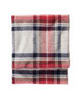 Pendleton Eco-wise Vintage Dress Stewart Blanket King Folded