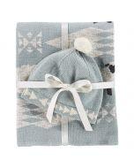 Pendleton Sheep Dreams Knit Baby Set