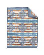 Pendleton Chief Joseph Crib Blanket Slate