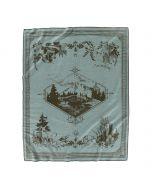 Pendleton Cloud Cap Wool Blanket, Twin