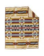 Pendleton Saddle Mountain Wool Blanket, Twin