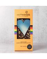 Love is Love White Chocolate Bar, Moonstruck 3oz.
