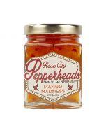 Mango Madness Jelly, Rose City Pepperheads 3oz